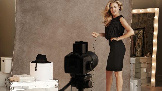 Kate Hudson ist die Tochter von Schauspielerin Goldie Hawn und Musiker und Schauspieler Bill Hudson. (Bild: Viennareport)
