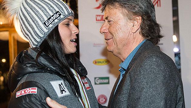"Svindal: ""Der Sport braucht Leute wie Anna"" (Bild: APA/EXPA/JOHANNN GRODER (Archivbild))"