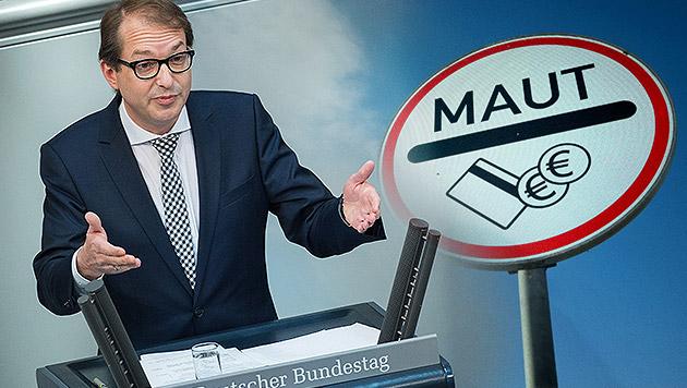 Deutschland verschiebt Start der Pkw-Maut (Bild: APA/dpa-Zentralbild/UNBEKANNT, APA/EPA/LUKASSCHULZE)