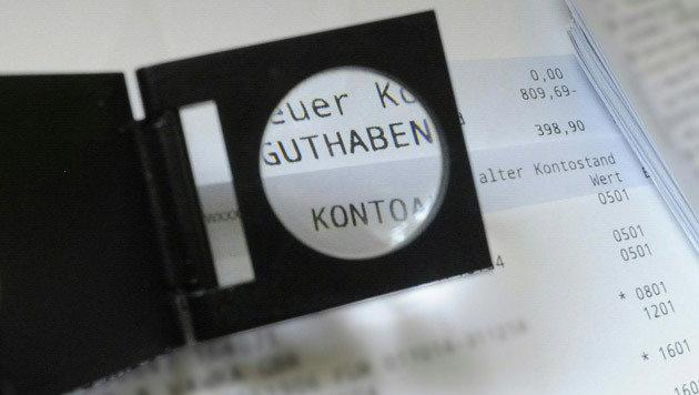 Zentrales Register: Bankgeheimnis ist Geschichte (Bild: APA/Herbert Pfarrhofer)
