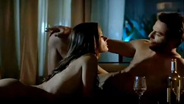 In der Telenovela spielt Alessandra Ambrosio - natürlich - ein Model. (Bild: Zoomin.TV)