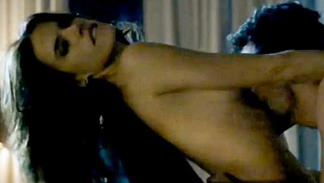 Alessandra Ambrosio drehte diese heiße Sexszene. (Bild: Zoomin.TV)