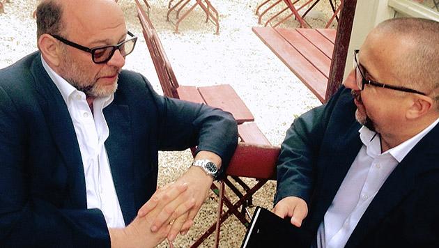 Anwalt gabriel lansky das war lange vorbereitet for Boran anwalt