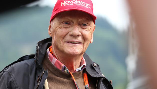 "Lauda über Red Bull: ""Mich ärgert die Jammerei"" (Bild: GEPA)"