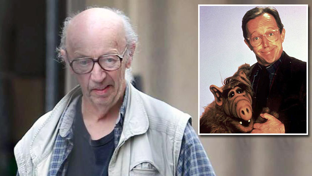 """""""Alf""""-Papa vom Leben schwer gezeichnet (Bild: dpa Picture-Alliance, Splash News)"""
