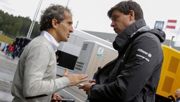 Hamilton schnappt sich Pole-Position in Spielberg (Bild: APA/EPA/ERWIN SCHERIAU)
