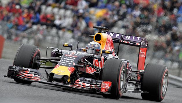 Red Bull mit Honda-Motoren in Verbindung gebracht (Bild: APA/HERBERT NEUBAUER)