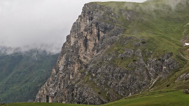 Der Sprung vom Gipfel der Hörzingwand wurde dem Wiener zum Verhängnis. (Bild: Christof Birbaumer)