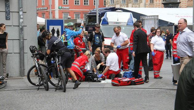 """Todeslenker Alen R.: """"Ich bin das Opfer!"""" (Bild: Christian Jauschowetz)"""