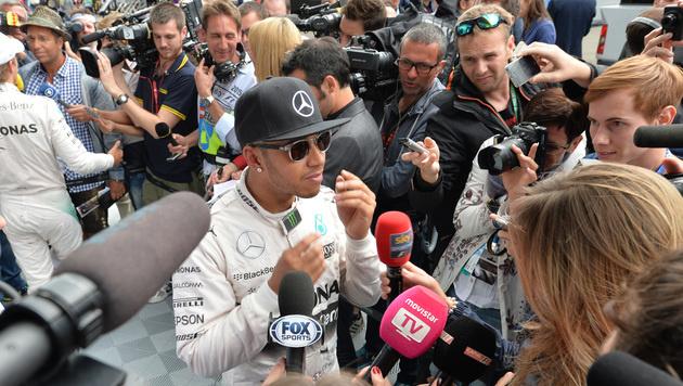 Die besten Bilder vom Grand Prix in Spielberg (Bild: AP)