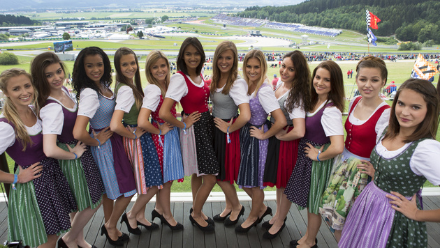 Die besten Bilder vom Grand Prix in Spielberg (Bild: GEPA)
