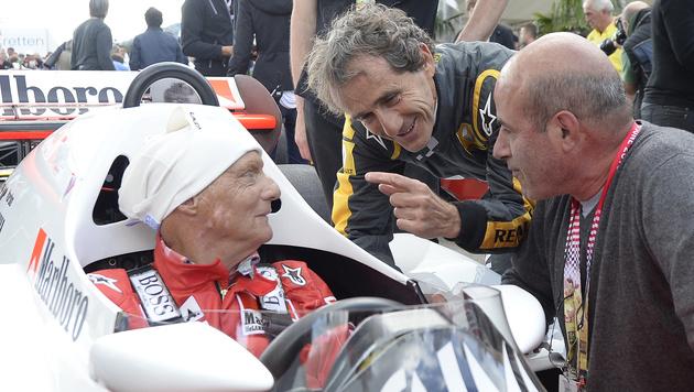 Die besten Bilder vom Grand Prix in Spielberg (Bild: APA/HANS KLAUS TECHT)