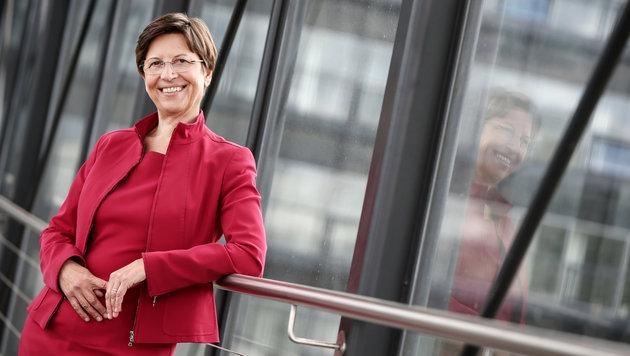 Landesrätin Gertraud Jahn appelliert an die Menschlichkeit. (Bild: unbekannt)