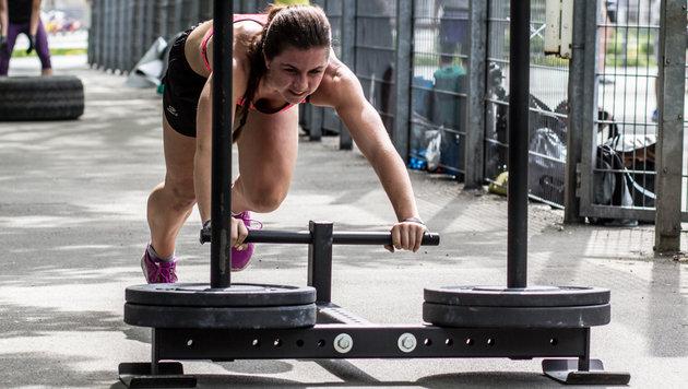 """""""Das sind die Top-3-Outdoor-Workouts (Bild: Markus Gottwald)"""""""