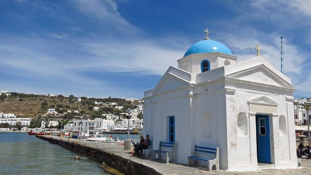 """Griechenland-Urlaub: Tipps für den """"Grexit""""-Fall (Bild: Klemens Groh)"""