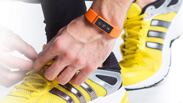 So einfach tricksen Datendiebe Fitnessbänder aus (Bild: Acer)