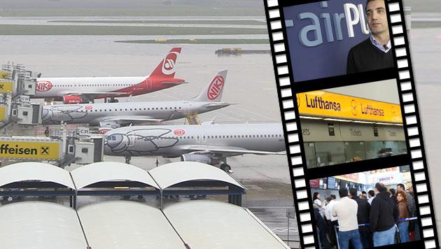 FairPlane kämpft gegen zahlungsunwillige Airlines (Bild: krone.tv)