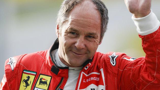 """""""Ferrari, Mercedes und Red Bull gleich schnell!"""" (Bild: APA/ERWIN SCHERIAU)"""