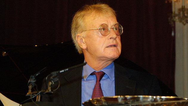 Helmut Lohner wurde am 24. April 1933 als Sohn eines Schlossers in Wien-Ottakring geboren. (Bild: Peter Tomschi)