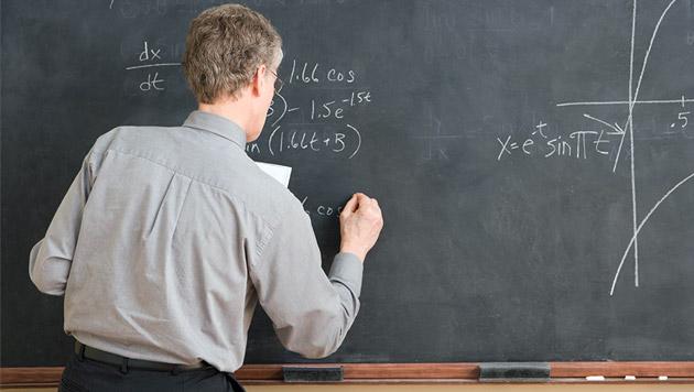 Suspendierung von Mathe-Lehrer in Baden aufgehoben (Bild: thinkstockphotos.de (Symbolbild))