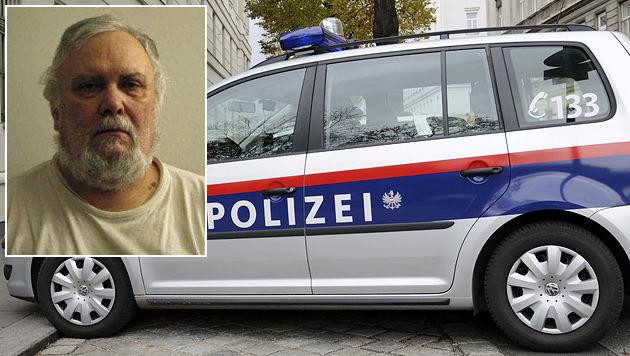 Der Verdächtige sitzt in U-Haft. Die Polizei sucht nach weiteren Opfern. (Bild: Polizei, Andreas Graf)
