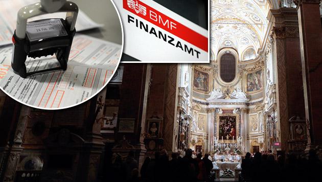 Familienbeihilfe für den Vatikan? (Bild: APA/BARBARA GINDL, APA/ GEORG HOCHMUTH)