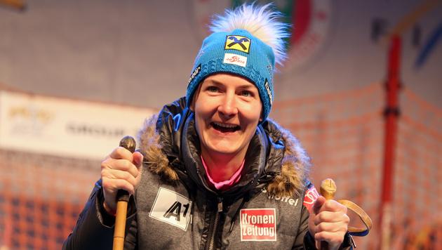 Kathrin Zettel hört auf! Ski-Ass beendet Karriere (Bild: GEPA)