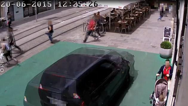Terrorwarnung zwei Wochen vor Grazer Todesfahrt (Bild: orf.at)