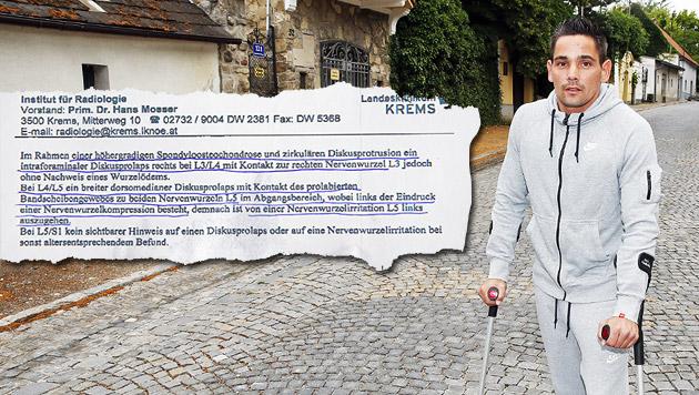 Ex-Häftling verklagt Republik auf 680.000 Euro (Bild: Martin A. Jöchl)