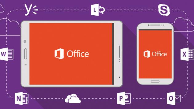 Microsoft veröffentlicht Office-Apps für Android (Bild: Microsoft)