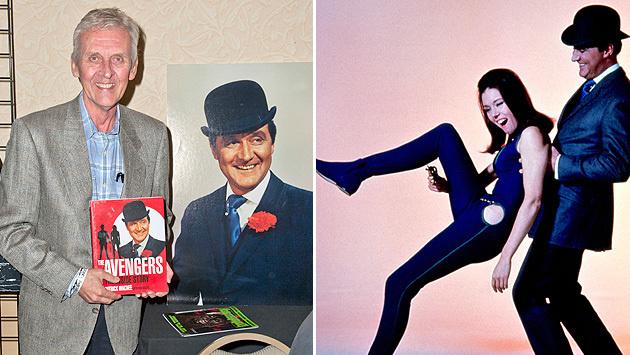 """""""Mit Schirm, Charme und Melone"""" machte Patrick Macnee in den 1960ern berühmt. (Bild: Viennareport)"""
