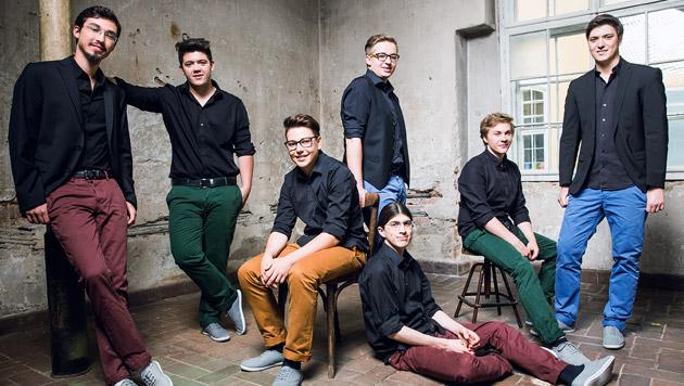 Piccanto sind sich sicher: Chor ist cool! (Bild: Robert Maybach)