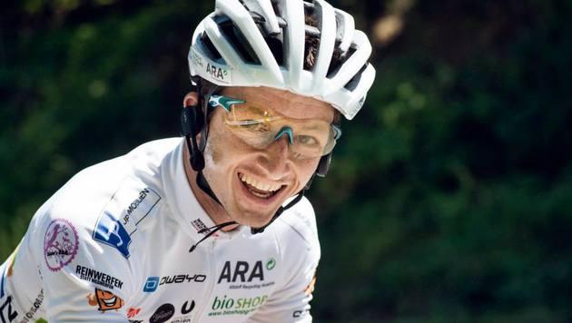 Severin Zotter gewinnt das Race Across America (Bild: facebook.com/Severin Zotter)