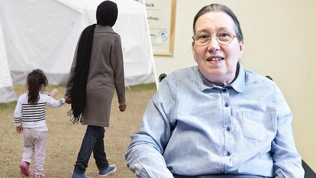 "Ute Bock wütend über Asylpolitik: ""Es reicht!"" (Bild: APA/ROBERT JAEGER, Verein Flüchtlingsprojekt Ute Bock)"