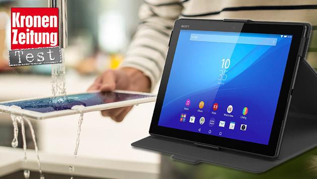 Xperia Tablet Z4: Das kann das neue Sony-Surfbrett (Bild: Sony, thinkstockphotos.de)