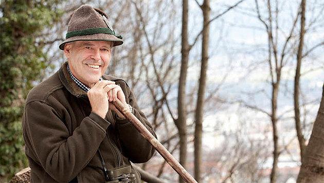 Landesjägermeister A. Larcher (Bild: Tiroler Jägerverband)