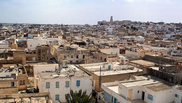 Blick über die tunesische Hafenstadt Sousse (Bild: thinkstockphotos.de)