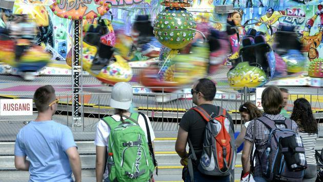 Donauinselfest: 1,1 Mio. Besucher machten Stimmung (Bild: APA/HANS KLAUS TECHT)
