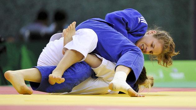Judo-Bronze! Graf holt 12. Medaille für Österreich (Bild: GEPA)