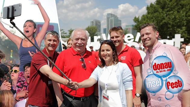 Rekord: 3,3 Millionen Fans stürmten Donauinselfest (Bild: Bogumila Zytka, Gerhard Bartel)