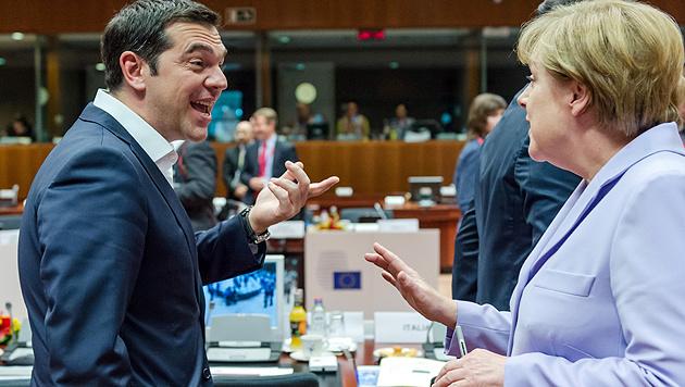 Asyl: Jetzt wollen uns auch die Griechen drohen (Bild: AP)