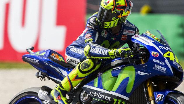 Sieg in Assen! Valentino Rossi baut WM-Führung aus (Bild: AP)