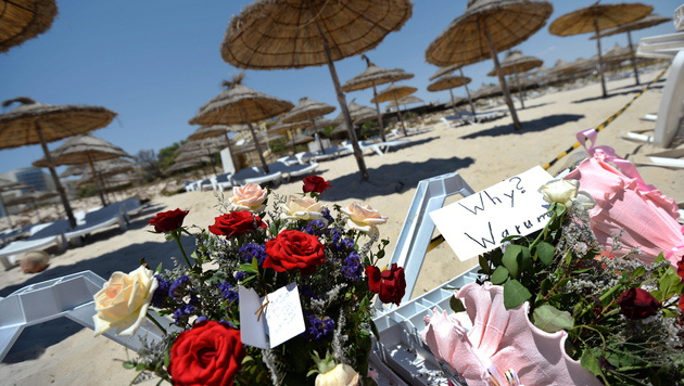 Hoffnungsträger Tunesien wurde Terroristen-Hotspot (Bild: APA/EPA/ANDREAS GEBERT)