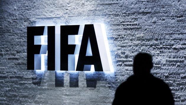 FIFA fordert Schadenersatz in Millionenhöhe (Bild: APA/EPA/STEFFEN SCHMIDT)