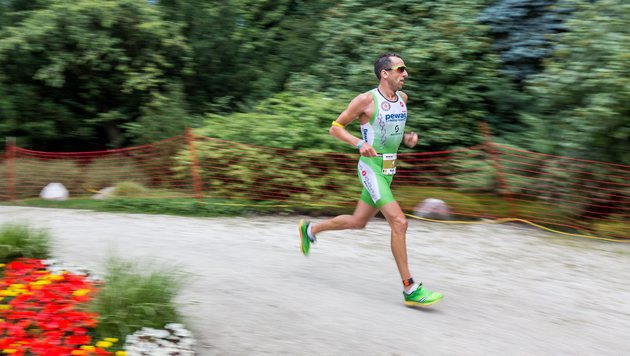 Vanhoenacker gewinnt zum 7. Mal Ironman Austria (Bild: APA/EXPA/ JFK)