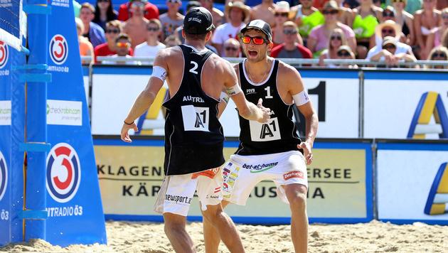 Huber/Seidl (Bild: GEPA)