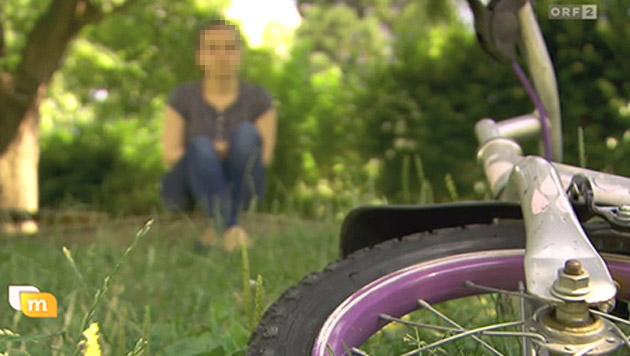 Die Ehefrau des Amokfahrers von Graz wagte in einem ORF-Interview den Schritt an die Öffentlichkeit. (Bild: tvthek.orf.at)