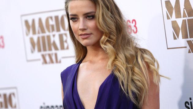 Amber Heard (Bild: Paul A. Hebert/Invision/AP)