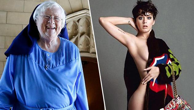 Schwester Rita Callanan will keinen Verkauf ihres Klosters an Katy Perry. (Bild: Viennarport)