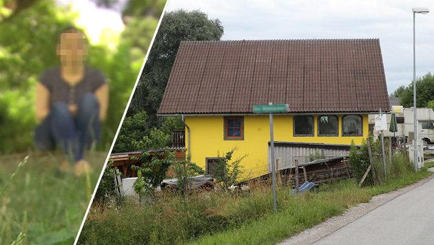 Elena R. zog in dieses Haus zu ihrem Ehemann und dessen Familie. (Bild: ORF, Sepp Pail)